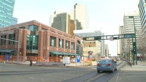 tattoo edmonton jasper ave section of jasper ave to be closed over the weekend ctv