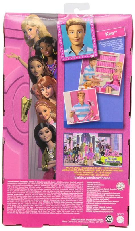 life in the dream house dolls barbie life in the dreamhouse ken doll 2 299 00 en
