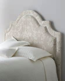 Haute house quot kellwood quot upholstered headboard traditional headboards