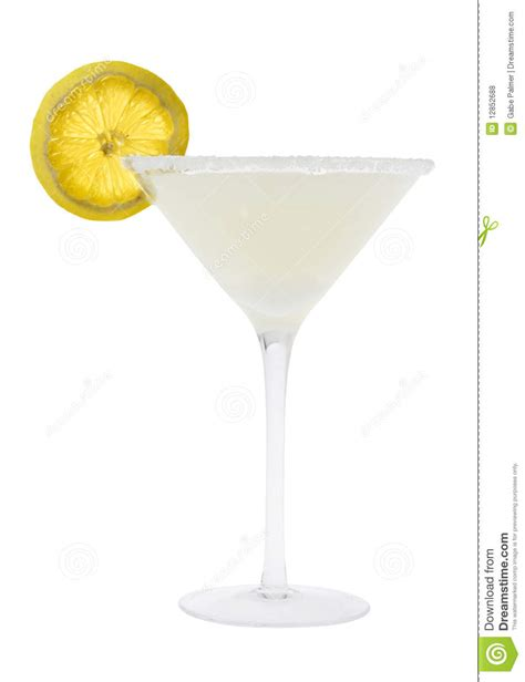 lemon drop martini clip art lemon drop cocktail on a white background royalty free