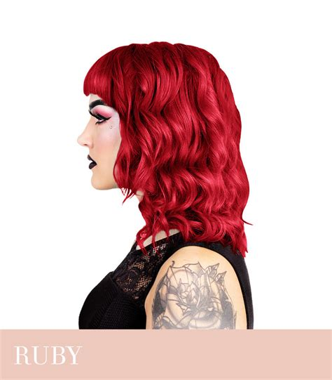 ruby hair color herman s amazing ruby herman s professional haircolor