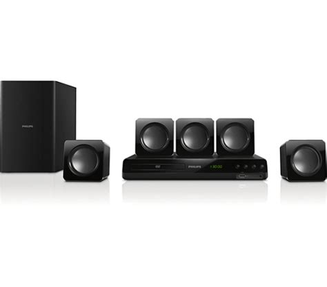 Home Theater Nuage 5 1 5 1 home cinema met dvd weergave htd3510 12 philips