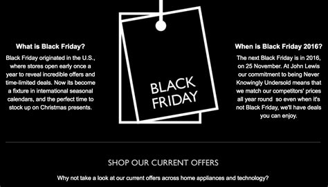 black friday light sale how a black friday email caign can light up your sales