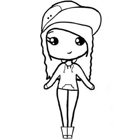 chibi templates blank chibi templates clipart best