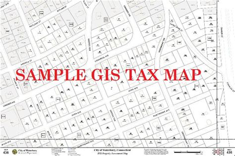 Tax Property Records City Of Waterbury Gis