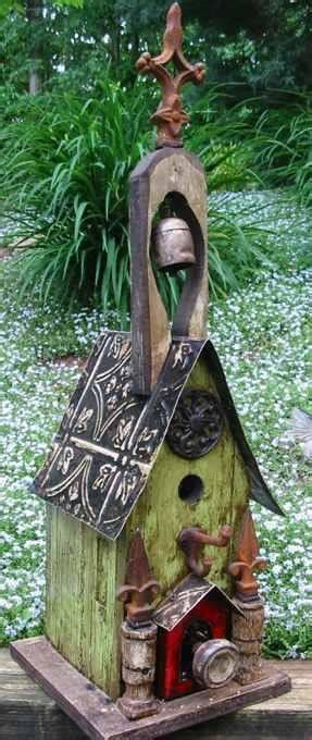 Interesting Bird Houses Images