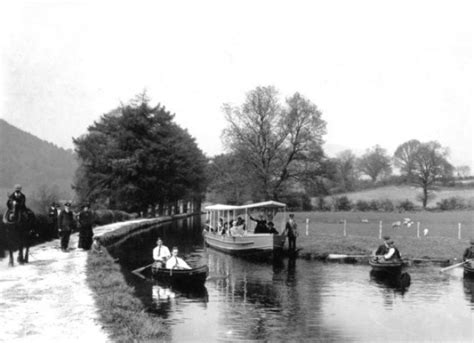 century boats history a history of leisure boating canal boating holidays and