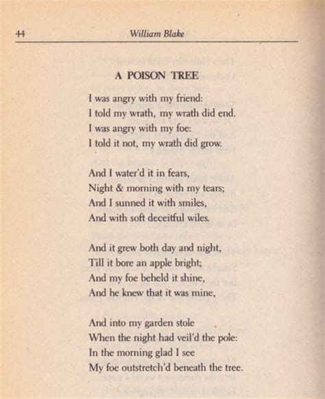 the poison tree a true story of family terror books i was angry with my friend i told my wrath my wrath did