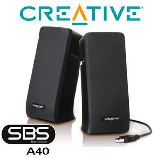 Creative Sbs 320 2 1 Speaker nya aditya macam macam speaker komputer pc