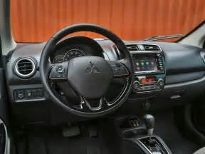 Mitsubishi G4 Interior New 2017 Mitsubishi Mirage G4 Price Photos Reviews