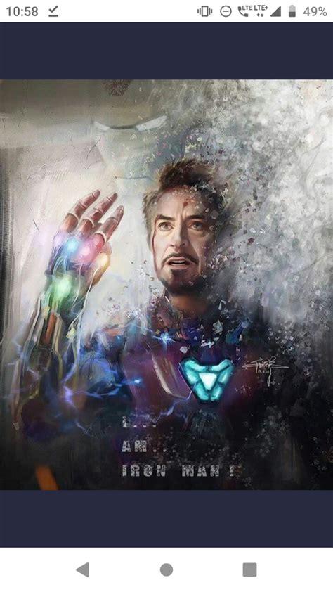 ironman die avenger endgame quora