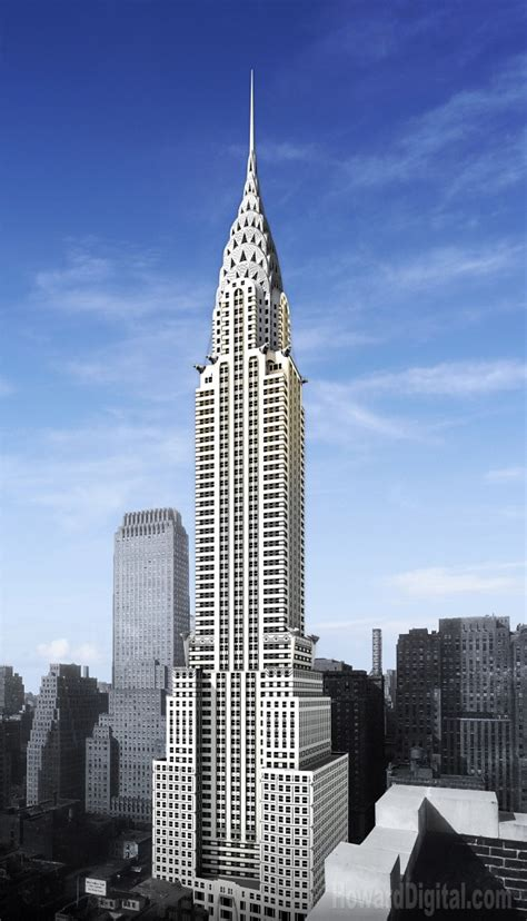 famous architects dress as their famous new york city chrysler building 1930 art deco style manhattan new