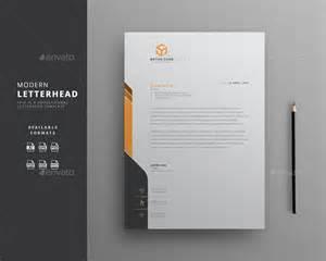 Modern Business Letterhead 15 Creative Professional Letterhead Template Word Graphic Cloud