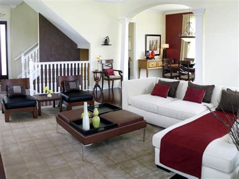 how to add color to a room adding color with throws hgtv