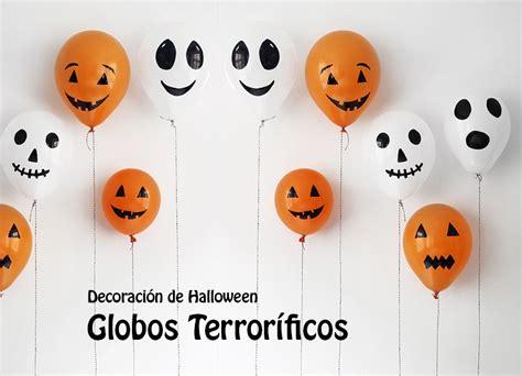 decorar globos para halloween decoraci 243 n para halloween jumabu