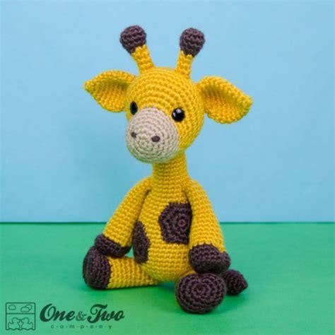 amigurumi giraffe geri the giraffe amigurumi crochet pattern