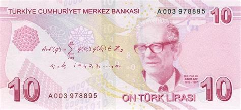 currency try 10 turkish lira note counterfeit money detection how