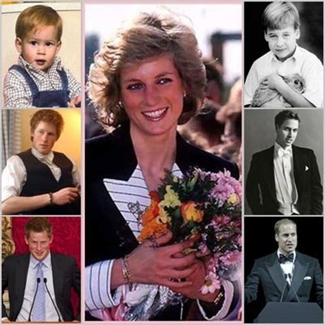 princess diana sons princess diana and her sons royally yours pinterest