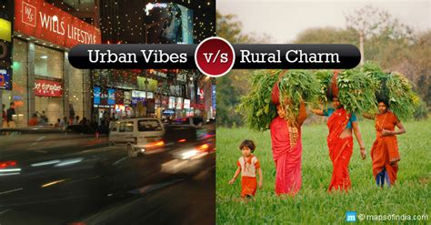 Essay Rural Livelihood India by Which Is Better Rural Or Vs City