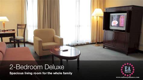 2 Bedroom Hotel Kuala Lumpur by Berjaya Times Square Hotel Kuala Lumpur 2 Bedroom Deluxe