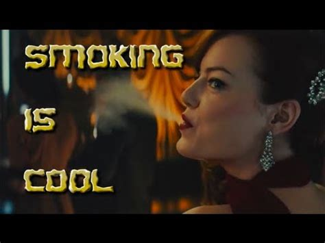 smoking is cool movie supercut youtube