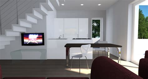 come arredare un soggiorno con cucina a vista awesome arredare cucina a vista photos ideas design