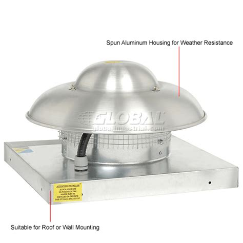 500 cfm exhaust fan exhaust fans ventilation roof ventilators