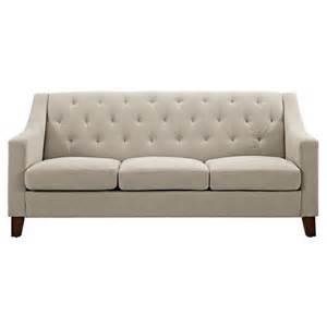 sofa target felton tufted sofa threshold target