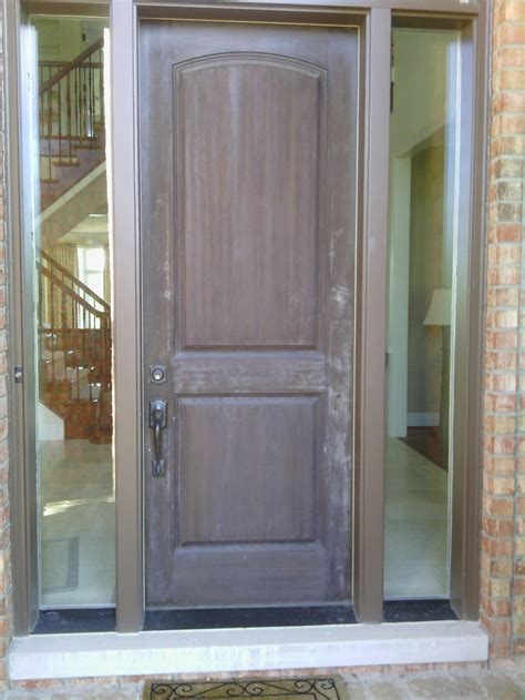 Front Door Restoration Refinishing Wood And Fiberglass Doors Door Renew Wood Door Restoration