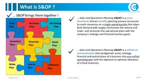 sales and operations planning s op software s op central arkieva