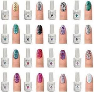 gelish colors harmony new gelish gel nail trends collection set