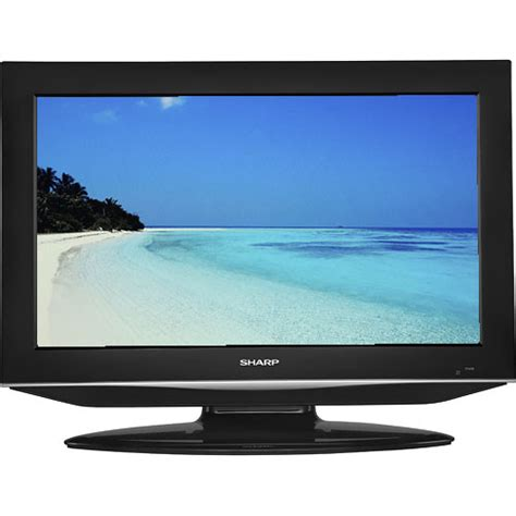 Tv Sharp Tv Sharp sharp lc 26sb24u 26 quot lcd tv lc26sb24u b h photo