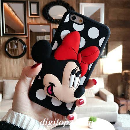 3d Mickey Minnie Iphone6 S 6 6s Peeking02 Unik disney mickey minnie 3d silicone iphone6s 6 plus