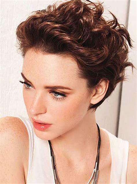 cute short hairstyles  thick hair short