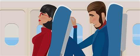rules  observe   recline  airplane seat