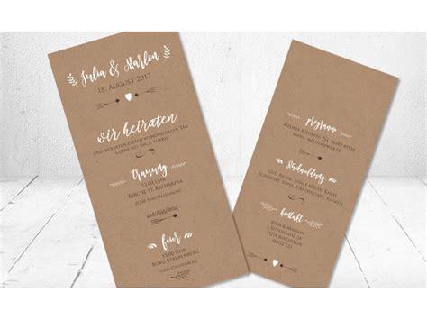 Hochzeitseinladung Diy by Hochzeitseinladungen Vintage Diy