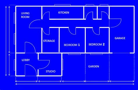 blueprint of a house clipart house blueprint