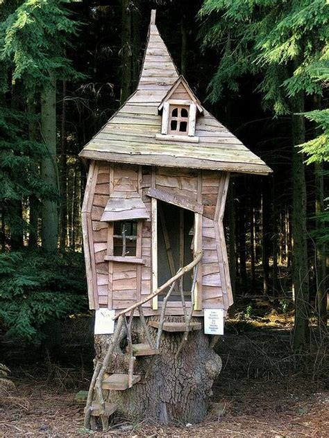 crooked tree house plans crooked tree house my style pinterest