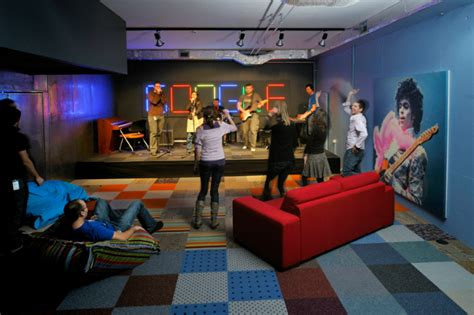 google office design interview with the studio responsible for google s offices