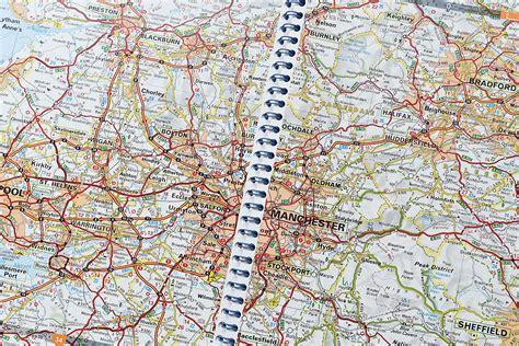 michelin road map usa michelin 2016 roads atlas great britain ireland