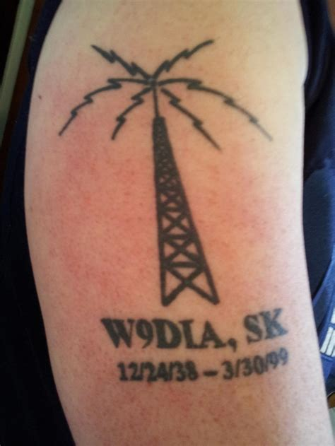 sk tattoo design best 25 ham radio call signs ideas on hamming