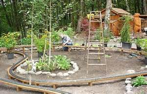 Garden Railroad Layouts Garden Railroad Layout Track Plans Pictures To Pin On Pinterest Pinsdaddy