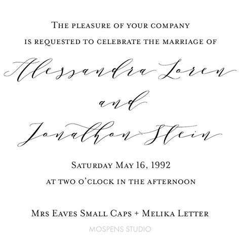 wedding font mrs eaves small caps mrs eaves small caps melika letter wedding fonts custom