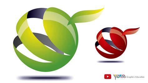 tutorial coreldraw x4 membuat logo 3d coreldraw 3d logo design tutorial