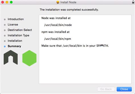 node js tutorial point typescript environment setup