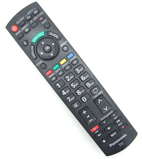 Remot Tv Panasonic original remote panasonic n2qayb000487 tv onlineshop for remote controls