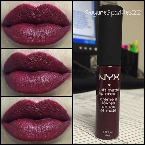 Lipstik Nyx Copenhagen soft matte lip soft matte lip price 6 50 nyx soft matte soft matte lip