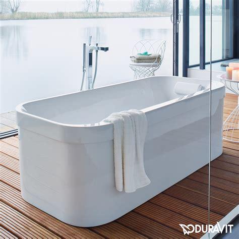bilder freistehende badewanne duravit happy d 2 freistehende badewanne mit