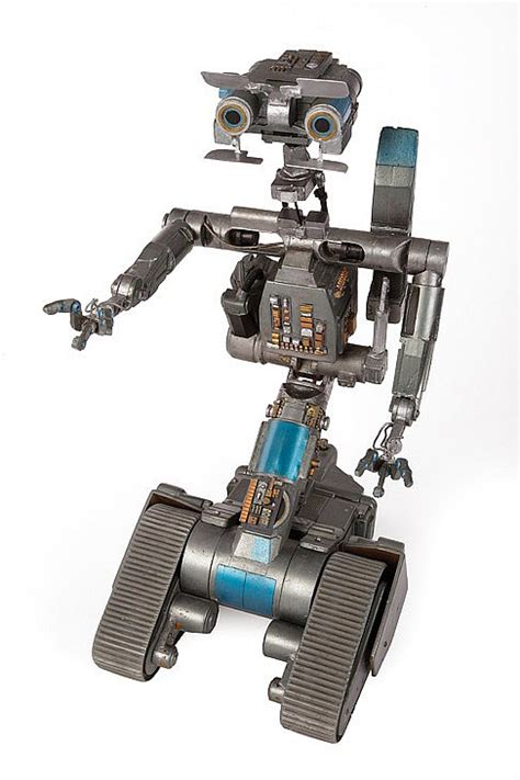 film robot short circuit quot johnny 5 quot robot from short circuit 2