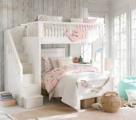 Loft Bunk Beds For Girls by 263 Best Girls Bedroom Ideas Images On Pinterest Bedroom